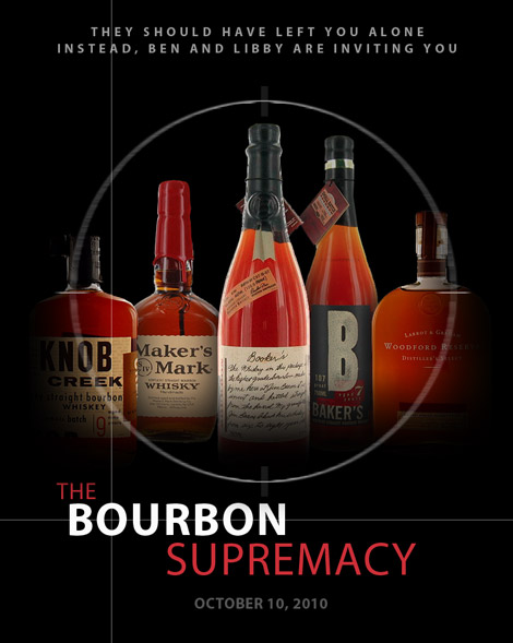 The Bourbon Supremacy